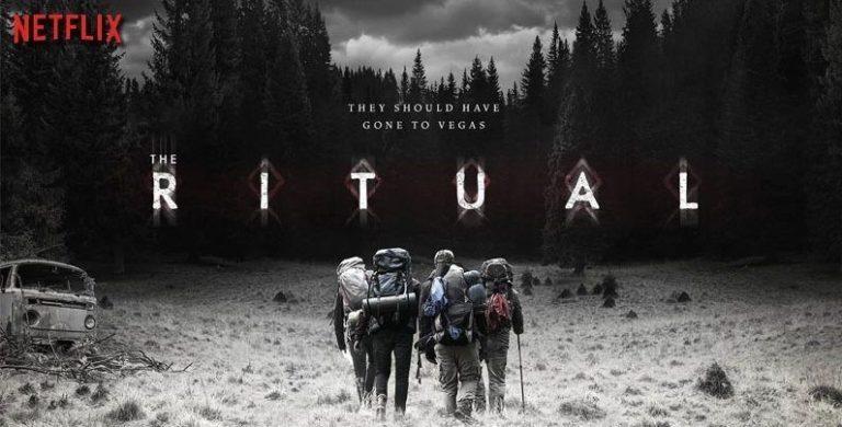 Le Rituel : notre avis sur le film d'horreur Netflix