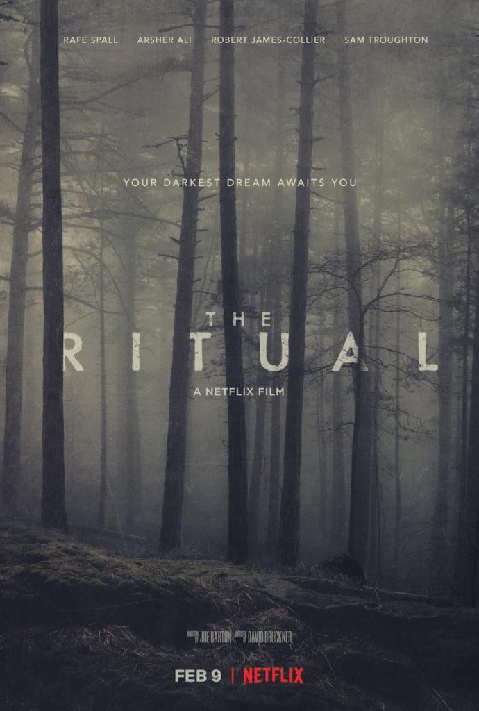 Affiche Le Rituel film Netflix avis