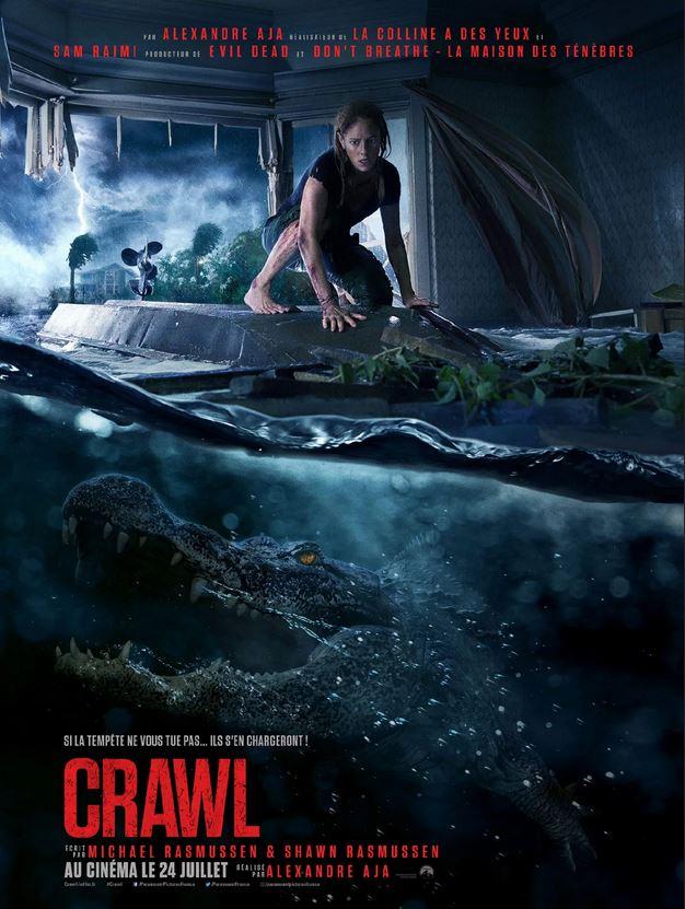 Crawl (2019) : notre critique du film