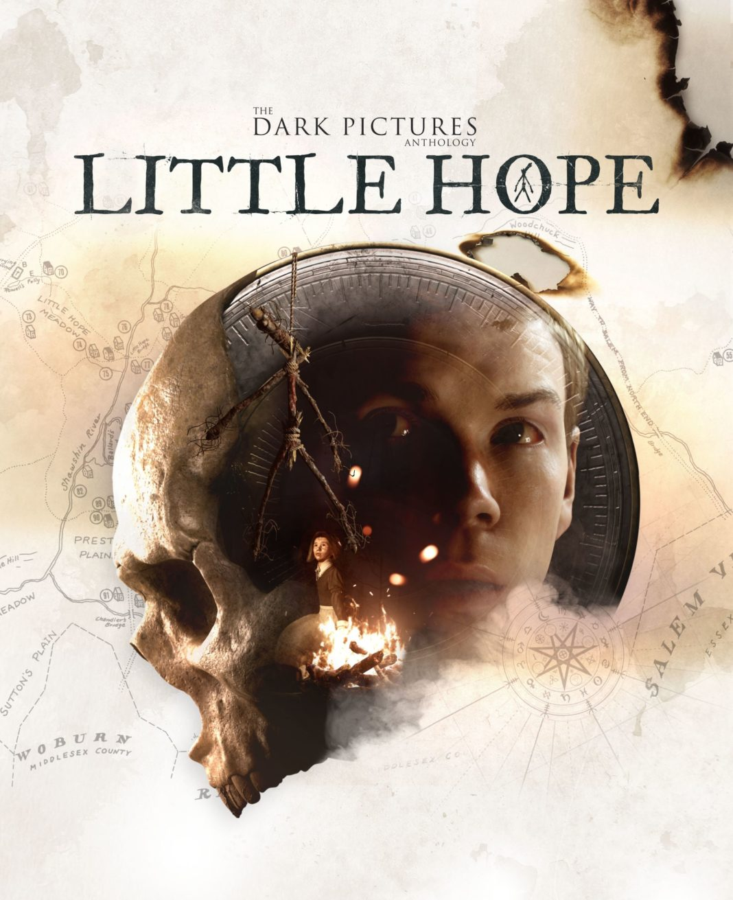 The Dark Pictures Anthologie : Little Hope test et avis