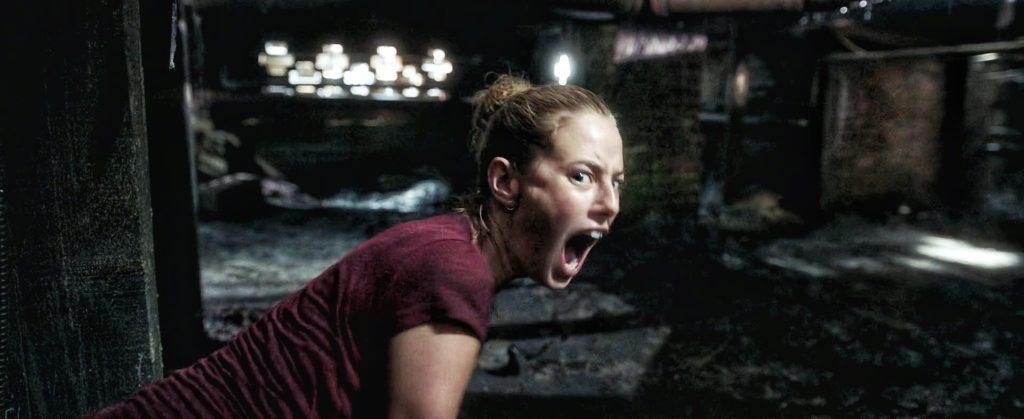 Haley héroïne avis et critique du film Crawl Nuit d'Horreur